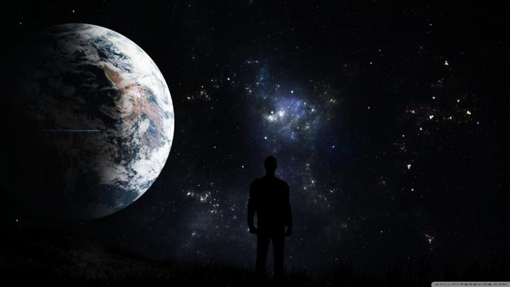 Also ist der einzige Weg für den Menschen ist, diese universale Wahrheit durch sein eigenes  Bewusstsein und Essenz zu erreichen.