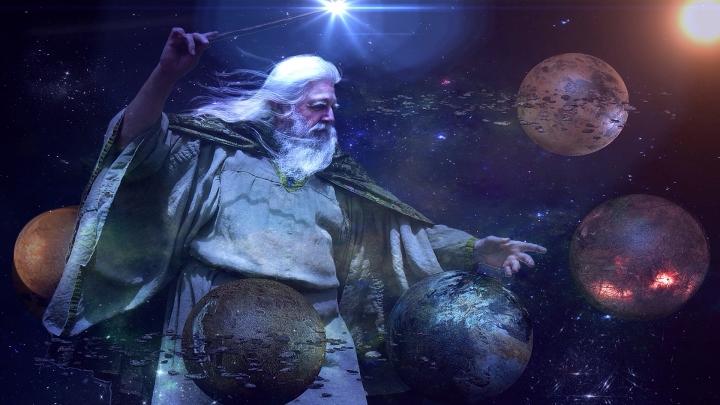 Gott ist nicht gross! Es gibt gar keinen Gott! Der Gottebegriff ist ungültig!