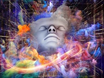 Bei dem Wissen, das in der Datenbank der Person verwurzelt ist, handelt es sich um Informationen, die entweder auf dem genetischen Weg übertragen wurden, oder aber um Konditionierungen der Umgebung, die ohne zu hinterfragen und meist sogar unbewusst, gespeichert sind.