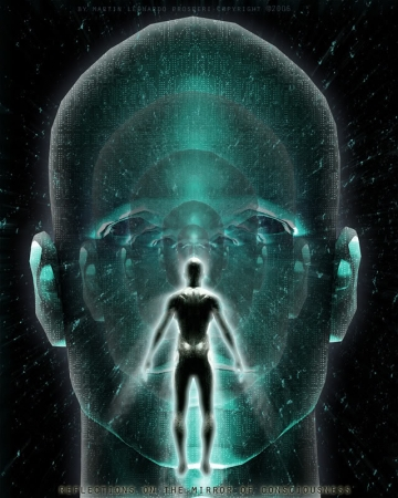 """Das Gehirn, wie es sich zum Körper zuwendet, produziert auch zur gleichen Zeit die """"Seele""""!"""