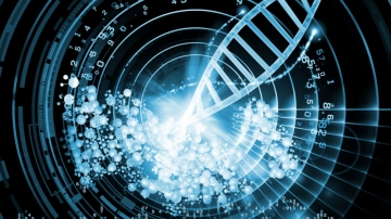 DNA is a conscious cluster of data.