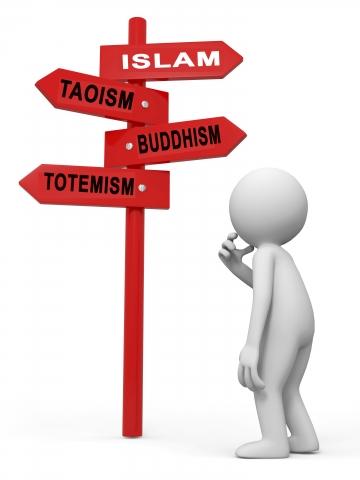 Taoism–Buddhism–Totemism–Islam