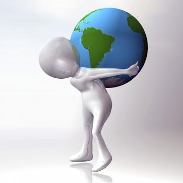 Chacun vit et continue à vivre, indéfiniment, dans le monde qu'il s'est créé.