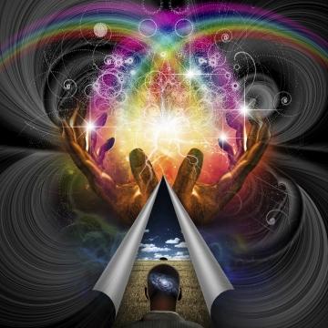 Plus la capacité de votre cerveau est puissante, plus les prières et la transmission cérébrale sont efficaces...