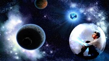 Nous sommes complètement inconscients de la réalité, des dimensions réelles de l'existence hors de notre monde de cocon !