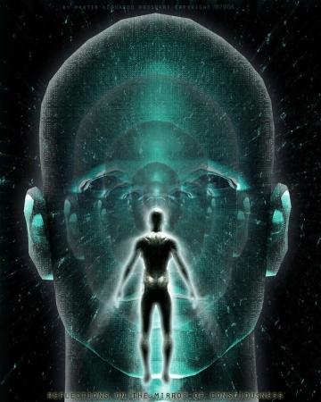 """Pendant que le cerveau conduit le corps, il construit en même temps """"l'esprit""""!"""