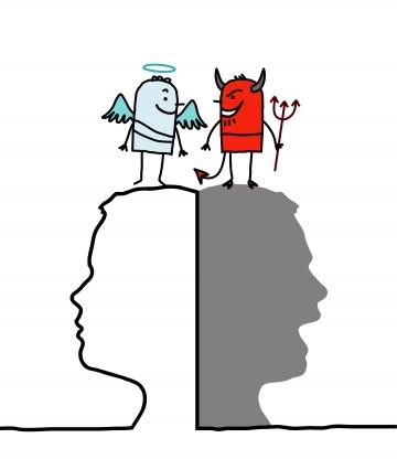 """""""Şeytaniyet"""" vasıflı tüm görünmez varlıkların ana amaçları; insanı, dışa yönelterek; içsel kuvvelerini kullanmaktan mahrum bırakmaktır!"""
