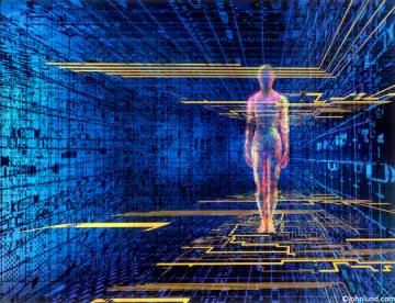 Beynin işleyiş sisteminde bildiğimiz madde algılaması olmadığını fark edebilmek…