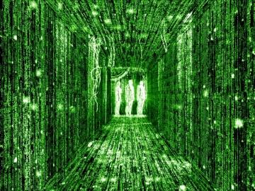 """String hareketleriyle açığa çıkan her şey, """"data""""daki """"Allâh isimleriyle işaret edilen özelliklerin"""" oluşturduğu """"sanal"""" gerçekliktir."""