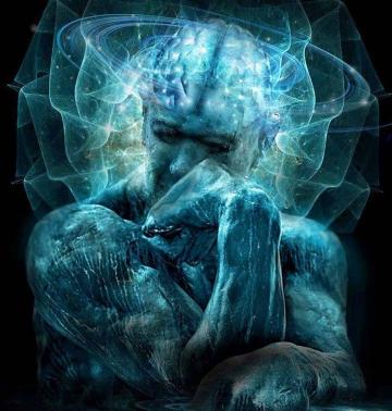"""""""İnsan"""", şuur gücü ve kapasitesi yönüyle ve bileşimin ötekilerden daha fazla yoğunlaşıp, madde kaydına girmiş olması yönüyle diğer varlıklardan ayrılır..."""
