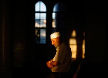 """Gerek dua ve gerekse namaz, kişinin """"ALLÂH"""" ismi ile işaret edilene """"yönelişinden"""" başka bir şey değildir!"""