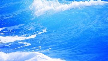"""Her dalga, denizde """"yok"""" olacaktır... Hatta ilim sahibinin katında, dalga zaten fânidir, """"yok""""tur!.."""