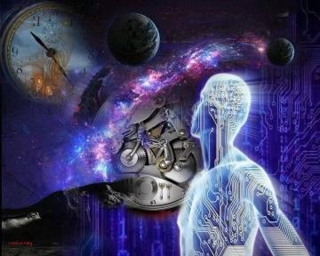 Kaderi kendinden gelen bir biçimde, kendi varlığında; kendi programı yapısında, özünde mevcut bir biçimde var olur.