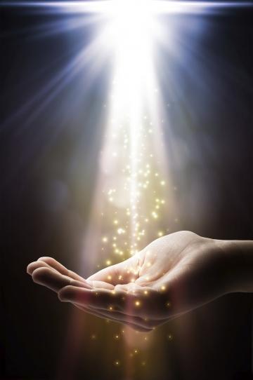 Kâinat, Allâh'ın zekâtıdır! Ürettiğinin bir kısmı Rahmân'dan gelendir, bir kısmı Rahıym'den gelen üretimdir, sırf nimet olarak!