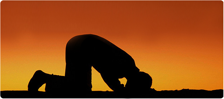 "Allâh'a secde etmek, ""Ben yokum, sadece ALLÂH var!"" demektir."
