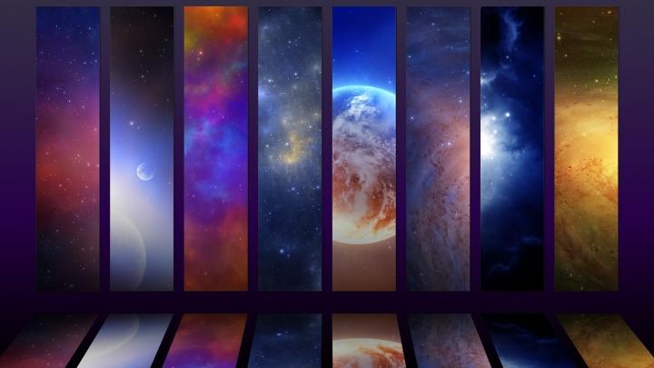 Evren tek bir canlı gibidir sanki tüm boyutsallıklarıyla; ya da evren içre evrenleriyle!