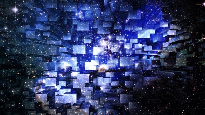 Çok boyutlu tek kare resim olan âlem içre âlemler, tümüyle bir holografik gerçekliktir!