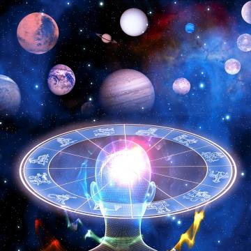 Esasen beyin on iki burçtan, sayısız yıldızdan gelen sayısız ışınımı değerlendirebilecek kapasiteye sahiptir!
