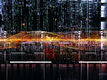 String boyutu olarak anlatılan sonsuz yapı, bir enerji ve bilgi-data okyanusudur!