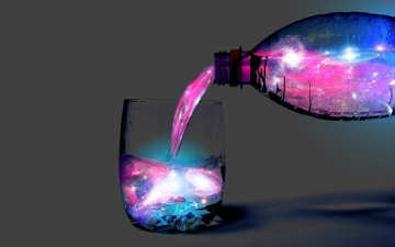 Beynin yaydığı dalgalar, su kristallerini etkiler.