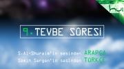 9. Tevbe Suresi