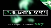 47. Muhammed Sûresi - Kur'ân-ı Kerîm Çözümü
