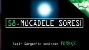 58. Mücâdele Sûresi - Kur'ân-ı Kerîm Çözümü