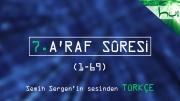 7. A'raf Sûresi (001-069) - Kur'ân-ı Kerîm Çözümü