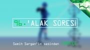 96. 'Alak Sûresi - Kur'ân-ı Kerîm Çözümü