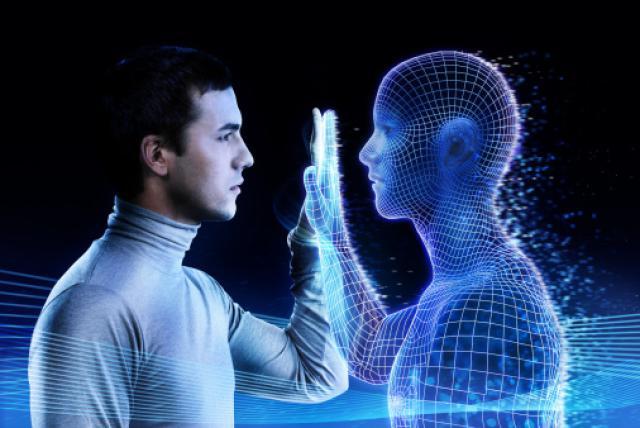 Her insan yani beyin, beden, kendi mikrodalga ikizini üretir ve bu ikiziyle yaşamına devam eder.