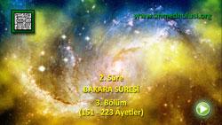 BAKARA SÛRESİ (151-223) - KUR'ÂN-I KERÎM ÇÖZÜMÜ