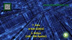 A'RAF SÛRESİ (148-206) - KUR'ÂN-I KERÎM ÇÖZÜMÜ