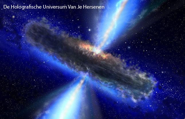Holografische Universum Van Je Hersenen